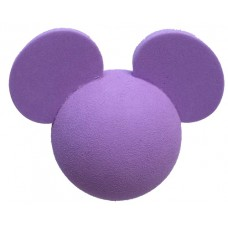 Mickey Mouse Plain Purple Antenna Topper - Disney Antenna Ball