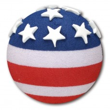 For Thick Style Antenna - American Flag Car Antenna Topper