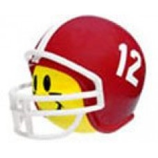 Alabama Crimson Tide Football Helmet Head Antenna Ball / Desktop Bobble Buddy (Yellow)