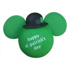 *Last One* Disney Mickey Mouse Irish St. Patrick's Day Antenna Topper