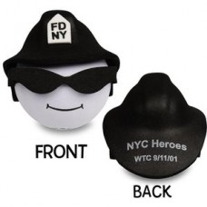 *Sale* NYC Heroes (9 11 01) Fireman Antenna Topper