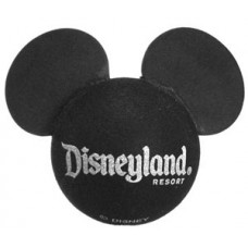 Mickey Mouse Black Antenna Topper (DisneyLand Resort)