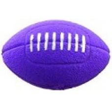 3 pcs pack - Plain Purple Football Antenna Topper