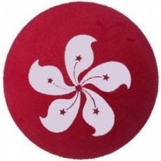 Hong Kong Flag Car Antenna Topper
