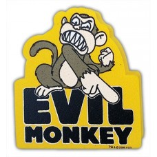 Family Guy Evil Monkey Antenna Topper & Fridge Magnet