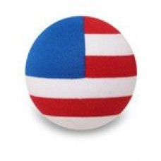 10 pcs - American Flag Antenna Topper (RWB Style) Antenna Ball