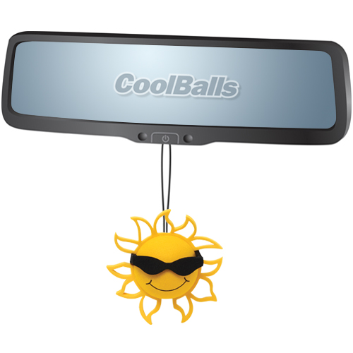Coolballs Hero Series Fits Fat Thick Style Antenna Cool Firefighter Fireman Car Antenna Topper//Antenna Ball//Mirror Dangler//Desktop Spring Stand Bobble
