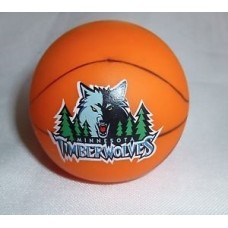 Last One - Minnesota Timberwolves Antenna Ball / Mirror Dangler