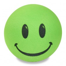 For Thick Fat Style Antenna - Green Smiley Car Antenna Topper