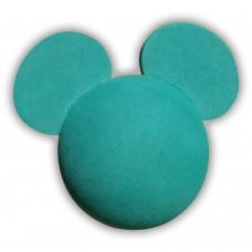 *Last One* Mickey Mouse Plain Teal Car Antenna Topper