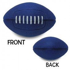 *Sale* Plain Blue Football Antenna Topper