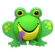 Tenna Tops Green Frog Antenna Topper / Desktop Spring Stand