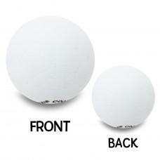 288 Plain White Antenna Balls