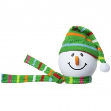 Tenna Tops Snowman Antenna Topper (Green)