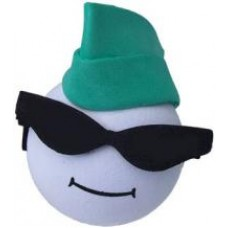 Coolballs Army GI (Green Hat) Antenna Topper