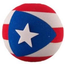 Cool Puerto Rico Flag Antenna Ball