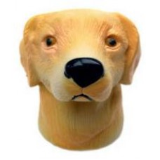 Yellow Lab Labrador Antenna Topper