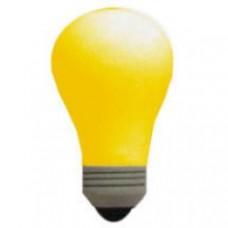 Bright Light Bulb Yellow Antenna Topper