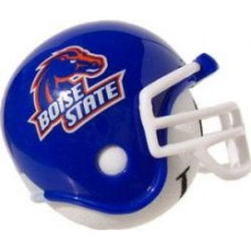 Boise State Broncos Helmet Head Car Antenna Ball / Desktop Bobble Buddy Spring Stand (College)