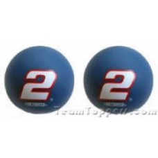 Nascar #2 Rusty Wallace Antenna Topper