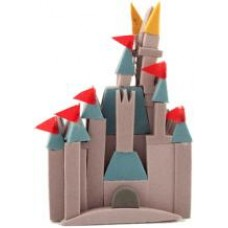 *Last One* Disney Cinderella Castle Antenna Topper