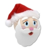 Jolly Santa Antenna Topper