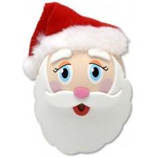 Tenna Tops Jolly Santa Antenna Topper / Desktop Bobble Buddy