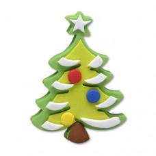 Tenna Tops Christmas Tree Antenna Topper / Desktop Bobble Buddy