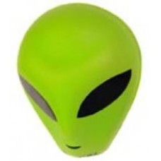Cool Green Alien Antenna Topper