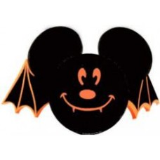 Disney Mickey Mouse Halloween Bat Antenna Topper (Disneyland Resort)