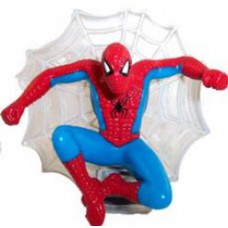 Spiderman with Web Antenna Topper