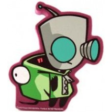 Invader Zim Car Antenna Topper / Desktop Bobble Buddy