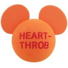 Valentine's Day Mickey Mouse HEART THROB Antenna Topper / Desktop Bobble Buddy