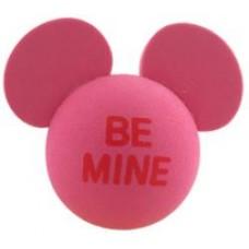 Valentine's Day Mickey Mouse BE MINE Antenna Topper / Desktop Bobble Buddy