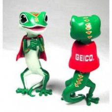 Collector Geico Gecko Antenna Topper