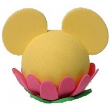 *Last One* Mickey Mouse Spring Flower Antenna Topper
