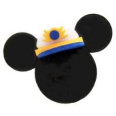 Cruise Line Captain Mickey Mouse Car Antenna Topper