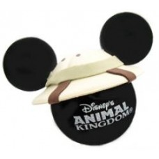 Mickey Mouse Animal Kingdom Car Antenna Topper