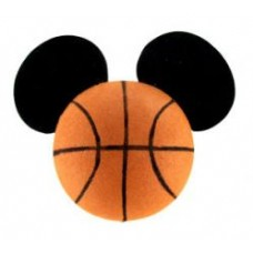 Mickey Mouse Basketball Car Antenna Topper