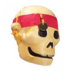 *Last One* Pirate Pirates Caribbean Antenna Topper / Antenna Ball