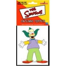 Simpsons Krusty Antenna Topper / Desktop Bobble Buddy