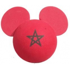 Mickey Mouse MOROCCO Antenna Ball Topper - World Showcase