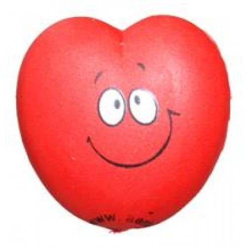 Last One* Happy Heart Smiley Antenna Topper