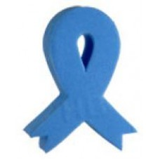*Sale* Blue Support Awareness Ribbon Antenna Topper