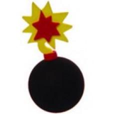 *Last One* Bomb Antenna Topper
