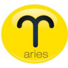 Aries Sign Antenna Ball