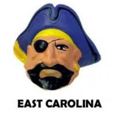 East Carolina Antenna Topper Mascot - NCAA