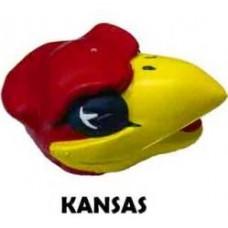 KU Kansas Jayhawks Antenna Topper Mascot - NCAA