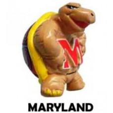 Maryland Terrapins Antenna Topper Mascot - NCAA Football