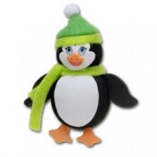 Tenna Tops Cute Penguin Antenna Topper / Desktop Bobble Buddy
